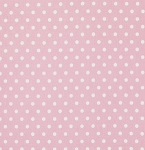 Petal PWTW060 Pink French Dots by Tanya Whelan for Free Spirit