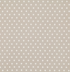 Petal PWTW060 Taupe French Dots by Tanya Whelan for Free Spirit
