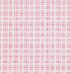 Rosey PWTW067 Pink Plaid by Tanya Whelan for Free Spirit EOB