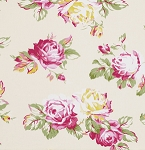 Sunshine Rose PWTW068 Ivory Sunshine Roses by Tanya Whelan