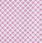 Sunshine Rose  PWTW070 Pink Gingham by Tanya Whelan EOB
