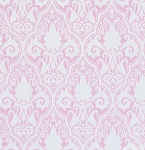 Sunshine Rose   PWTW075 Pink Damask by Tanya Whelan