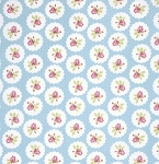 Lulu Roses PWTW094 Sky Lotti by Tanya Whelan for Free Spirit