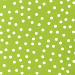 Remix 12136-50 Lime Dots by Robert Kaufman