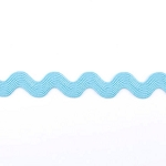 "Sew Together Ric Rac - Aqua 3/4"" by Riley Blake"