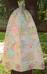 Rosey Lap Quilt Kit by Tanya Whelan for Free Spirit