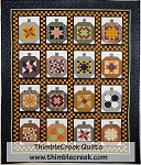 Rotogravure Quilt Pattern by Thimblecreek Quilts