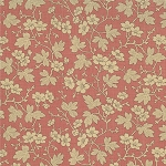 Rouenneries Deux 13525-27 Faded Red Cornouille by Moda