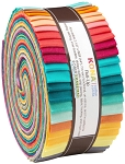 Kona Cotton Roll Up in Designer Palette by Emily Cier for Robert Kaufman