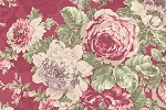 RURU Bouquet RU2200-11E Rose Large Floral by Quilt Gate