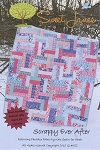 Scrappy Ever After Quilt Pattern by Sweet Jane's Quilting