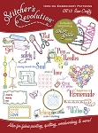 Stitcher's Revolution Sew Crafty Embroidery Pattern by Aunt Martha's