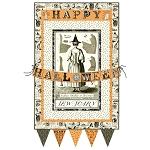 Sew Scary Quilt Kit by Janet  Wecker Frisch for Quilting Treasures