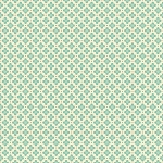 Sidewalks C3484 Teal Hopscotch by October Afternoon for Riley Blake