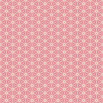Sidewalks C3485 Pink Geometric by October Afternoon for Riley Blake