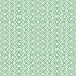 Sidewalks C3485 Teal Geometric by October Afternoon for Riley Blake