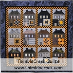 Sleepy Hollow Quilt Pattern by Thimblecreek Quilts