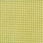 Sophie 32505-27 Green Peas Houndstooth by Chez Moi for Moda EOB