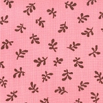 Sophie 32507-26 Pink Sorbet Leaf by Chez Moi for Moda