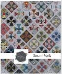 Steam Punk Quilt Pattern by Jen Kingwell