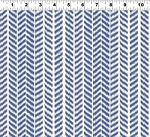 Summerland Y1471-96 Navy Herringbone by Clothworks