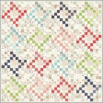 Summer Picnic Quilt Pattern by Quilt Jane
