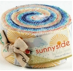 Sunnyside Jelly Roll by Kate Spain for Moda