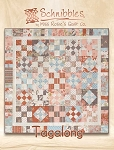 Tagalong Schnibbles Quilt Pattern by Miss Rosie's Quilt Co