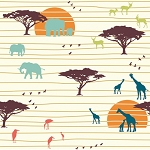 Serengeti Organic SG-01 The Plains by Jay-Cyn for Birch
