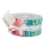 Coral Queen of the Sea Jelly Roll by Moda