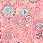 Coral Queen of the Sea 20513-15 Pink Underwater Garden by Moda