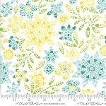 Grand Canal 27252-15 Cloud Mosaic by Kate Spain for Moda