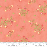 Sundrops 29011-16 Coral Blossoms by Corey Yoder for Moda