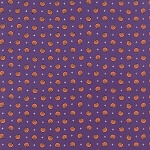 Spooky Delights 2903-16 Potion Purple Pumpkin Toss by Moda