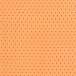 Spooky Delights 2905-22 Apricot Dots by Moda