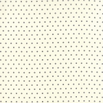 Spooky Delights 2905-31 Ivory Ash Grey Dots by Moda