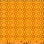 Uppercase 41824-2 Orange Ice Floral by Janine Vangool for Windham