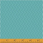 Uppercase 41825-1 Turquoise Tweed by Janine Vangool for Windham