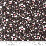Olive's Flower Market 5031-14 Blackboard Flourish by Moda