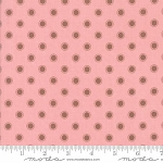 Olive's Flower Market 5036-12 Pink Parisian Dots by Moda