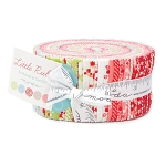 Little Ruby Jelly Roll by Bonnie & Camille for Moda