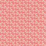 Little Ruby 55135-13 Coral Little Bows by Bonnie & Camille for Moda