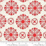 Handmade 55141-11 Red Cream Olivia by Bonnie & Camille for Moda