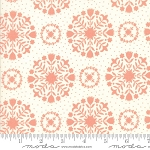 Handmade 55141-13 Coral Cream Olivia by Bonnie & Camille for Moda