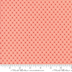 Handmade 55143-13 Coral Spots by Bonnie & Camille for Moda