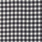 Mama Said Sew Volume II 5616-14 Black Gingham by Moda