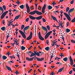 Les Fleurs 8001-02 Rose Tapestry by Rifle Paper Co for Cotton + Steel
