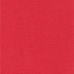 Bella Solids 9900-123 Betty's Red by Moda Basics