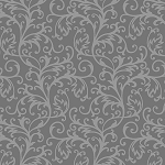 Spellbound 9911-90 Grey Scroll by Henry Glass