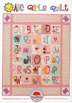 ABC Girls Quilt Pattern by Red Brolly